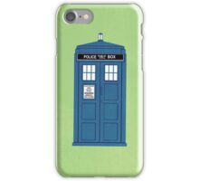DOCTOR WHO. iPhone Case/Skin