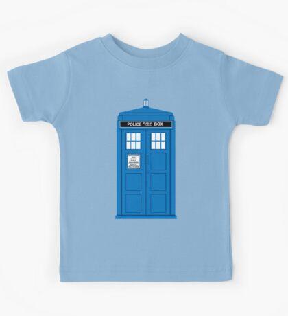 DOCTOR WHO. Kids Tee