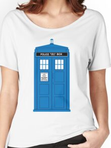 DOCTOR WHO. Women's Relaxed Fit T-Shirt
