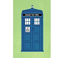 DOCTOR WHO. Photographic Print