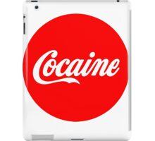 Cocaine iPad Case/Skin