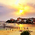 As the Sun Sets - Little Manly by Step9