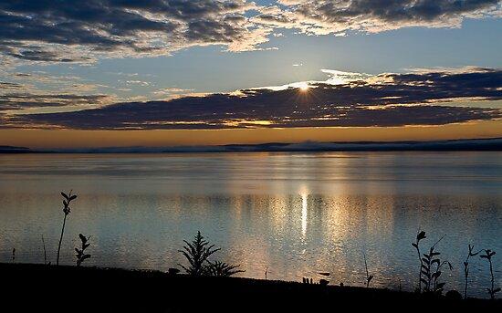Sunrise in Digby - Nova Scotia by Luca Renoldi