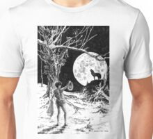 The Wolves Are Running Unisex T-Shirt