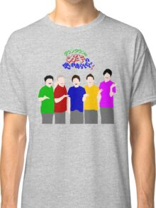 Gaki Laughter with Logo Classic T-Shirt
