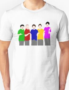 Gaki Laughter No Text Version Unisex T-Shirt
