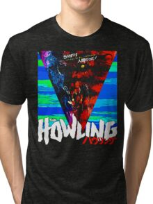 Howling in Japan Tri-blend T-Shirt