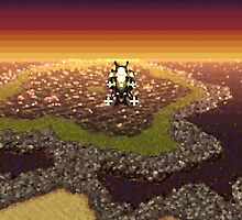 Final Fantasy VI - Aboard the Airship by Justin-Case001