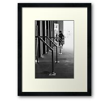 Entry ... Framed Print