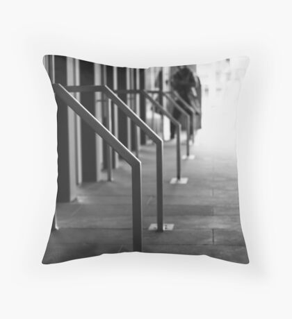Entry ... Throw Pillow