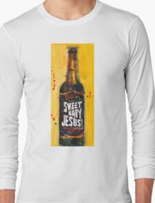 Sweet Baby Jesus by DuClaw Brewing Beer Long Sleeve T-Shirt