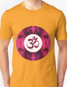 Spinel Space Om T-Shirt