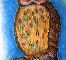 Owl by patjila