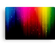 colors rainbow Canvas Print