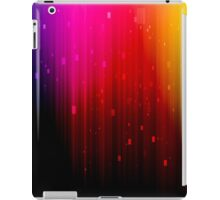 colors rainbow iPad Case/Skin