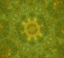 Vernal Equinox- Mandala Sticker
