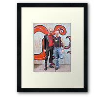 Wild boyz! Framed Print