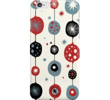 Retro Blobs iPhone Case/Skin