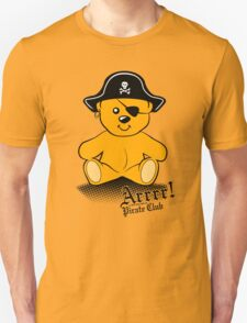 Arrrr! is the first rule of Pirate Club T-Shirt