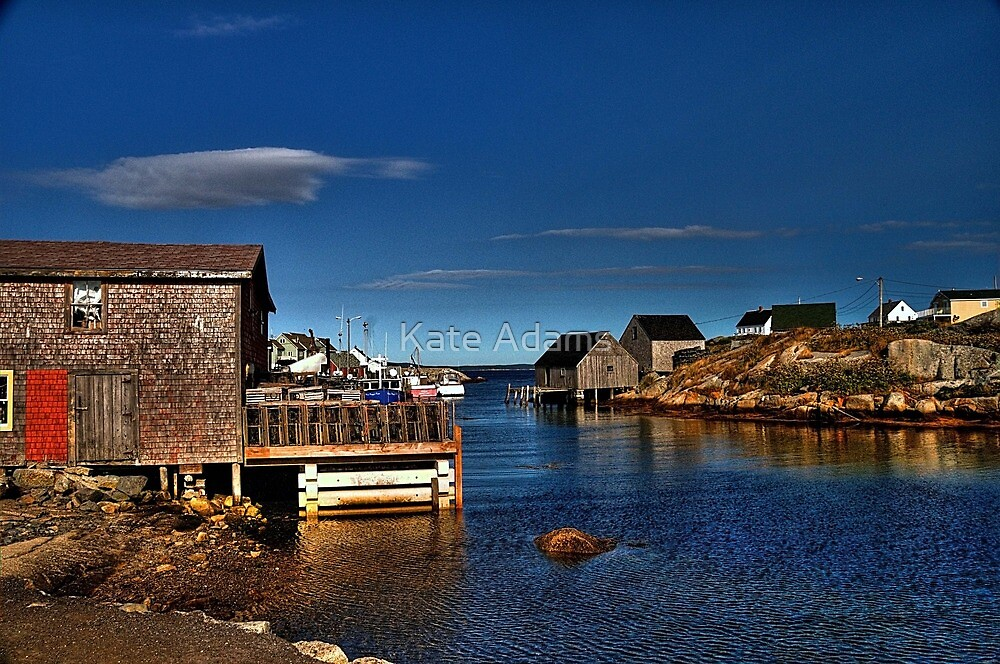 Peggy's Cove (2) by Kate Adams