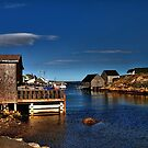 Peggy&#x27;s Cove (2) by Kate Adams