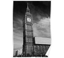 Big Ben. London, UK. Poster