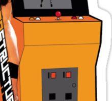 Superstructure: Arcade Sticker