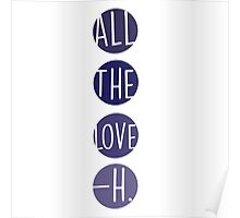 Harry Styles-All The Love Poster