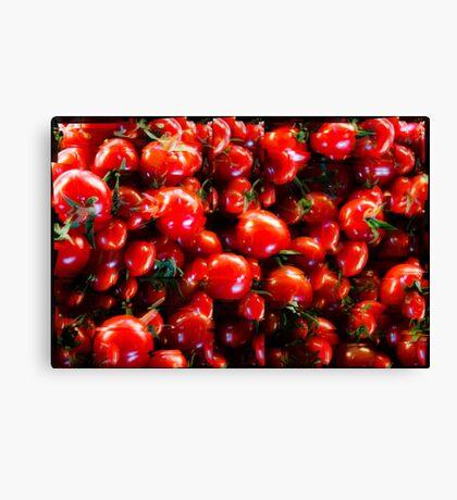 Fruit Berry Canvas Print