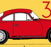 Santa Monica 356 Sticker