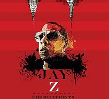 Jay-Z poster by JZdezigns