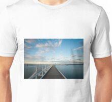 Winter skies Unisex T-Shirt