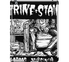 Urine Stains iPad Case/Skin