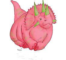 Tap Dancin' Triceratops by Jennifer Kilgour