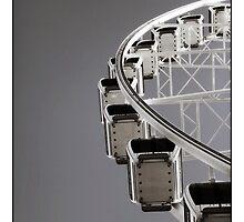 La Grande Roue (Ferris Wheel), Paris by davidrobin