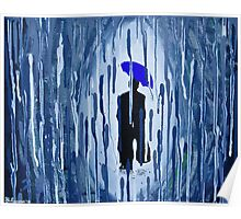 Lonely in the Rain Poster