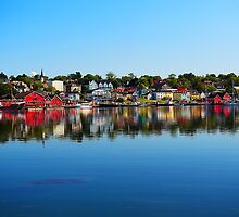 Lunenburg - Nova Scotia by Luca Renoldi