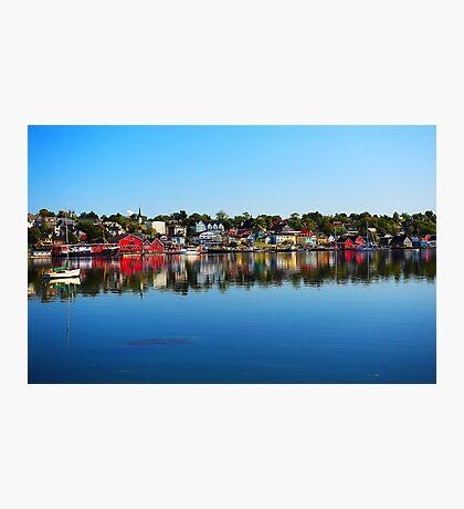 Lunenburg - Nova Scotia Photographic Print