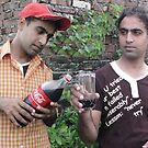 Ghost, me and Coke by Bobby Dar