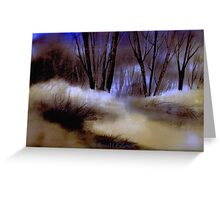 Quietude... Greeting Card