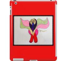 "Elephant ""Lili Rue"" iPad Case/Skin"
