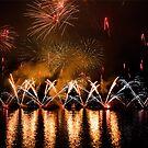 Fireworks 30 by David Freeman