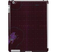 Massachusetts  USGS Historical Topo Map MA Gloucester 353162 1984 100000 Inverted iPad Case/Skin
