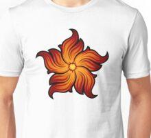 Flippity Floppity Fire Flower Unisex T-Shirt