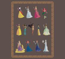 Origami - The Princesses Kids Clothes