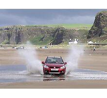 Car Wash Photographic Print
