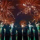 Fireworks 32 by David Freeman