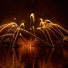 Fireworks 33 by David Freeman