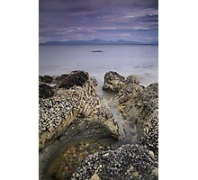 Old Head beach Photographic Print