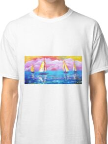 Cotton Candy Cove Classic T-Shirt
